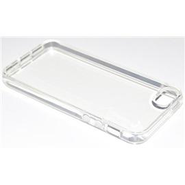 Transparentní silikonové pouzdro Apple iPhone 4