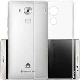 Transparentní silikonové pouzdro Huawei Mate 8