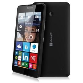 Microsoft Lumia 640; ČERNÁ