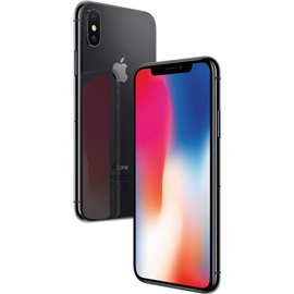 Apple iPhone X 64GB; VESMÍRNĚ ŠEDÁ