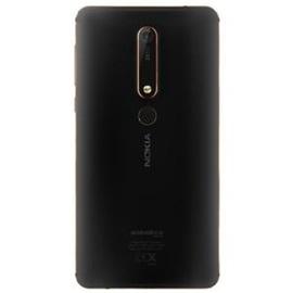 Nokia 6.1 Dual SIM; ČERNÁ