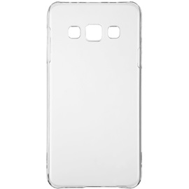 Transparentní silikonové pouzdro Samsung Galaxy A3