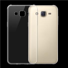 Transparentní silikonové pouzdro Samsung Galaxy J5