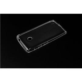 Transparentní silikonové pouzdro Microsoft Lumia 630, 635