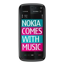 Nokia 5800 XpressMusic; ČERNÁ
