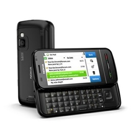 Nokia C6-00; ČERNÁ