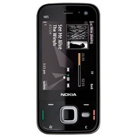 Nokia N85; ČERNÁ