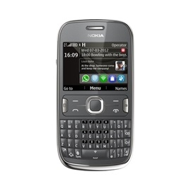 Nokia Asha 302; ŠEDÁ