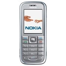 Nokia 6233 classic; STŘÍBRNÁ