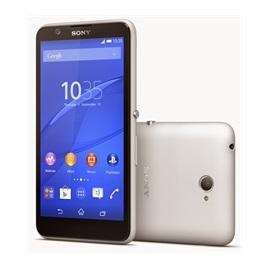 Sony Xperia E4 Dual; BÍLÁ