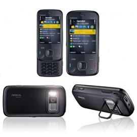 Nokia N86; ČERNÁ