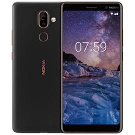 Nokia 7 Plus single SIM; ČERNÁ