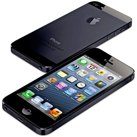 Nepatrné kosmetické vady - Apple iPhone 5 32GB, černá
