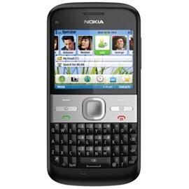 Nokia E5, černá