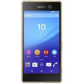 Sony Xperia M5 Dual, zlatá