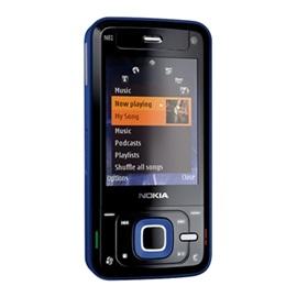 Nokia N81, černá