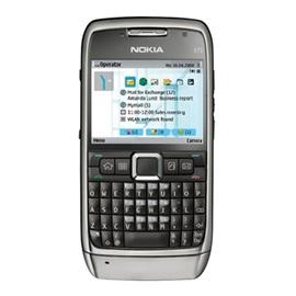 Nokia E71, černá