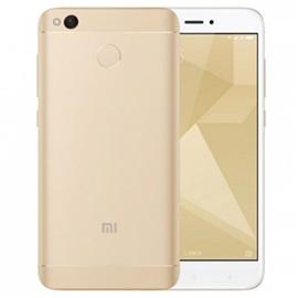 Xiaomi Redmi 4X 3GB/32GB, zlatá